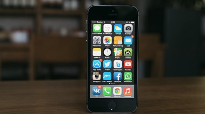iphone 5 s обзор