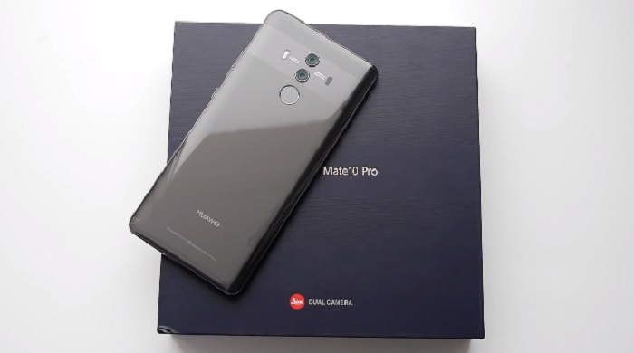 Huawei Mate 10 Pro характеристики