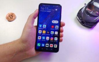 Huawei nova 5T характеристики