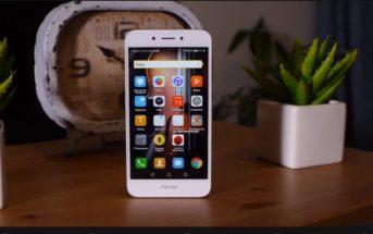 Huawei honor 6a характеристики