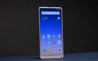 Xiaomi Mi Mix 2 характеристика