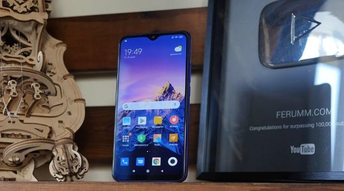 Huawei P smart 2021 характеристики и цена