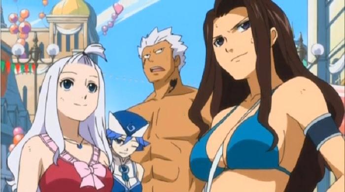 аниме хвост феи 4 сезон дата выхода