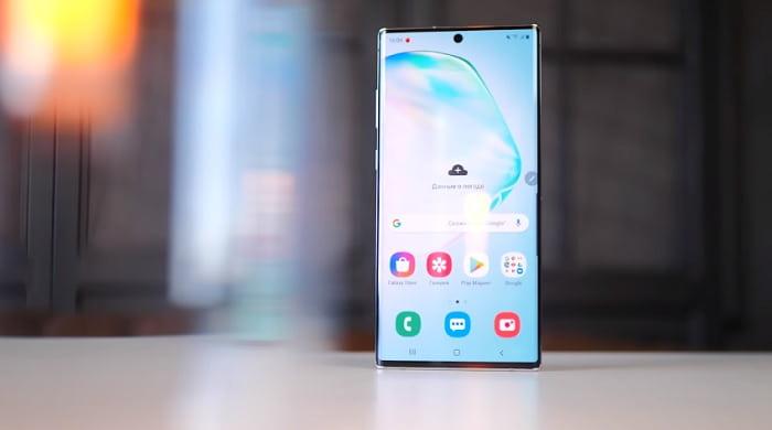 Samsung galaxy note 10 plus цена и характеристики