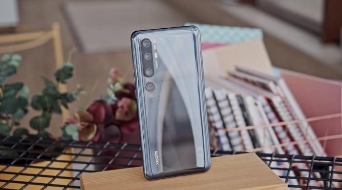 Xiaomi Mi Note 10 обзор