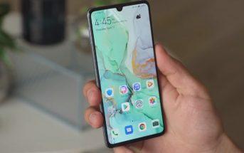Huawei P30 характеристики и цена