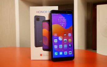 Honor 9S характеристики и цена