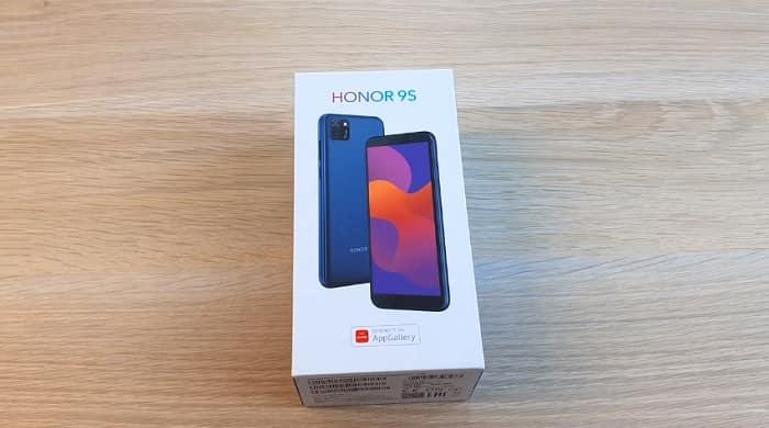 Honor 9S характеристики
