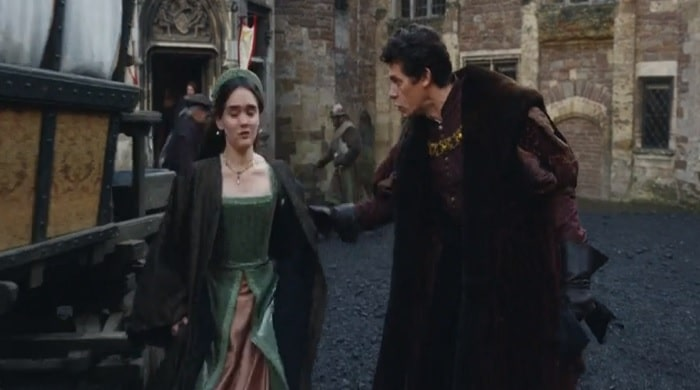 Испанская принцесса 3 сезон дата выхода серий