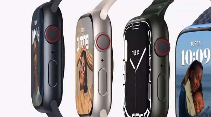 Apple Watch Series 7 презентованы