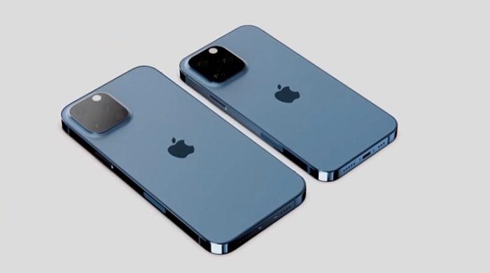Стало известно какая память будет у Iphone 13