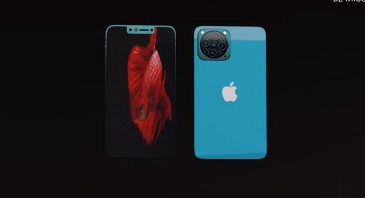В iPhone 14 не будет Face ID