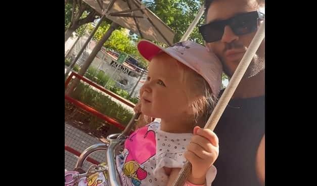 Сергей Лазарев отдыхает с детьми в Турции (фото)