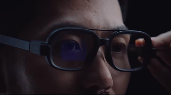 Xiaomi показала умные очки с дисплеем MicroLED и 5-мегапиксельной камерой