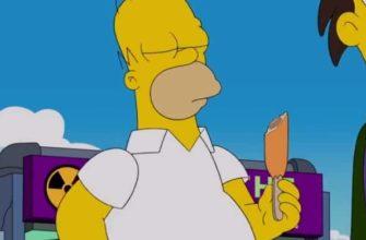 Симпсоны 34 сезон дата выхода